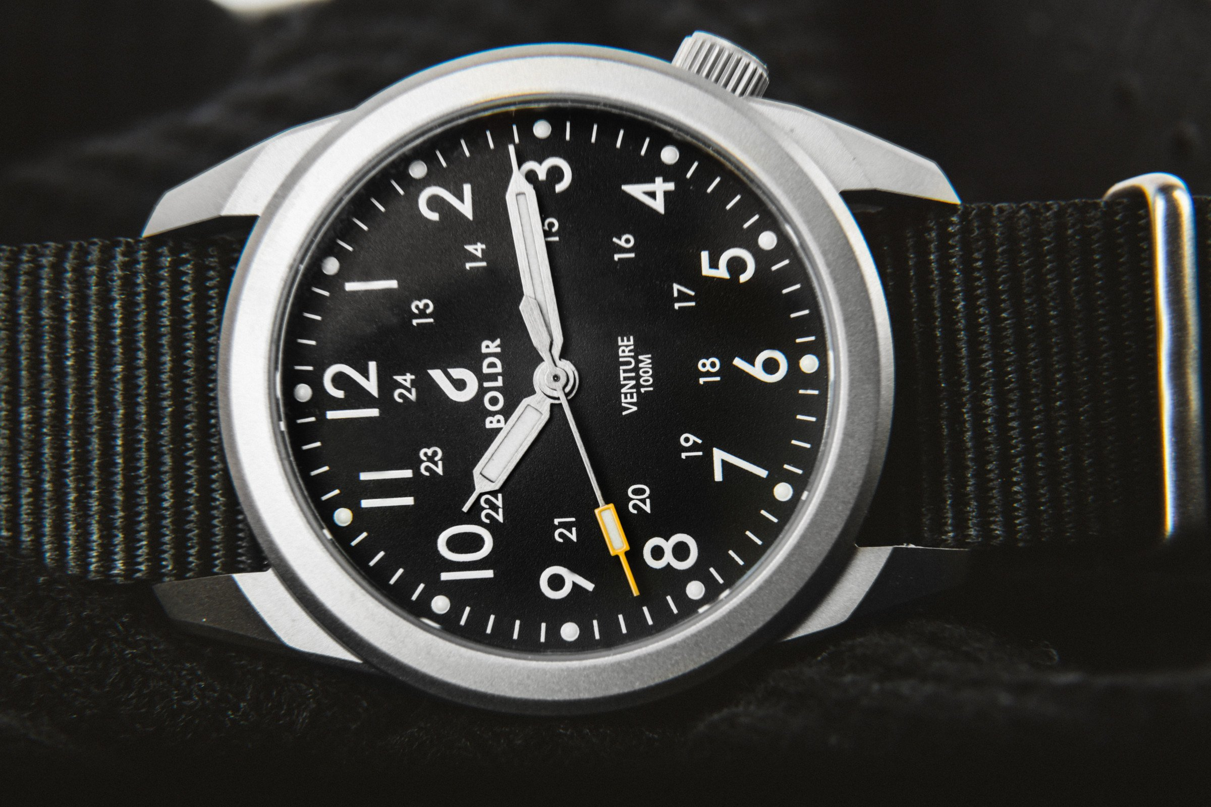 Boldr Field Watch Titan