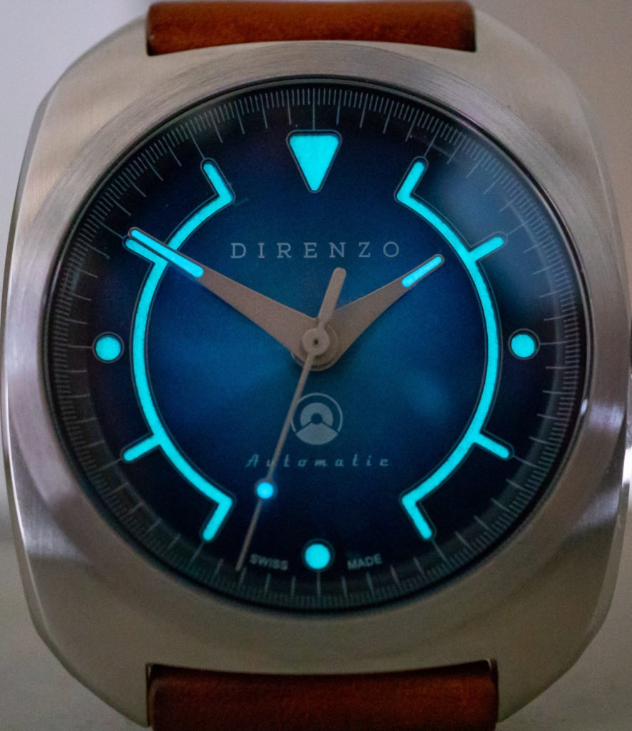 Direnzo DRZ-02 Nightshot Nacht Lume Superluminova