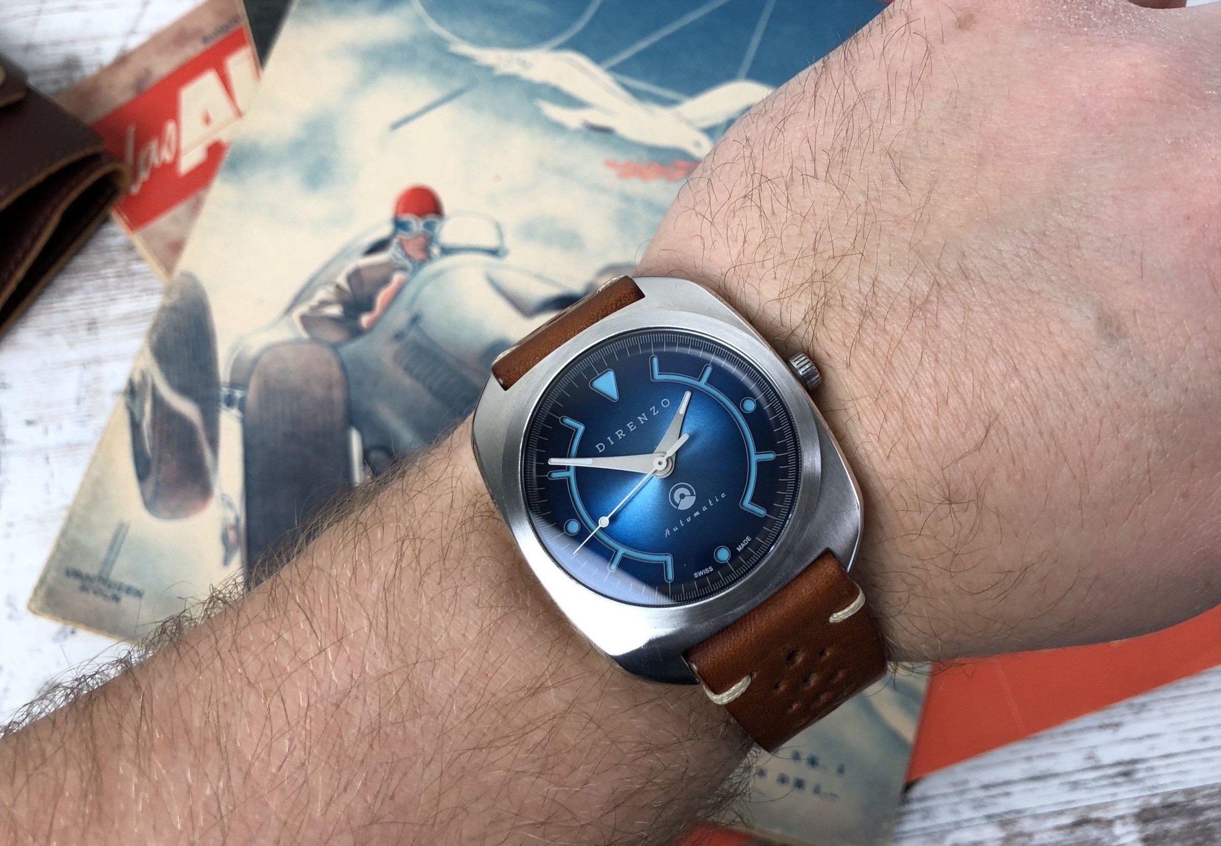 Direnzo DRZ02 Watch Review
