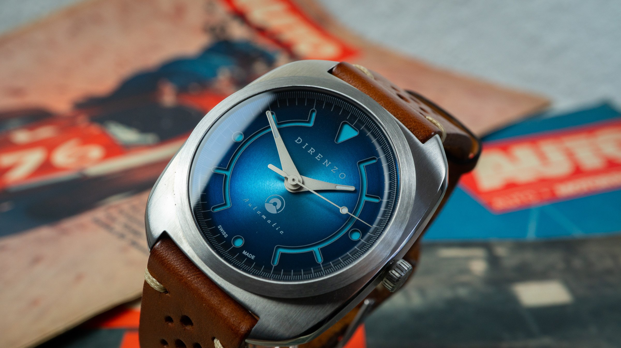 Direnzo Watch Review Swiss Made