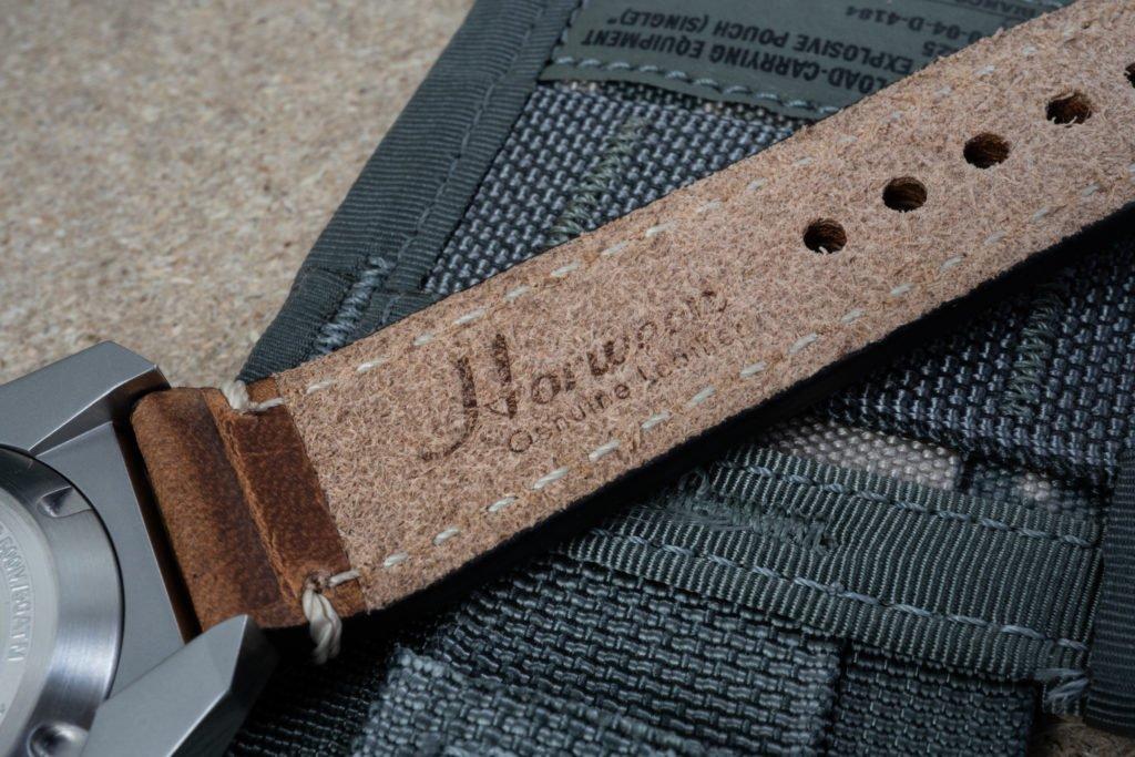 Horween Vintage Lederband Uhr
