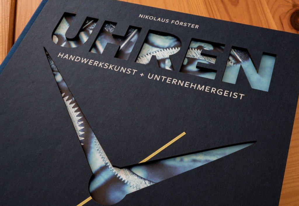Nikolaus Förster Uhren Buch Schweizer Manufakturen