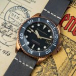 SP-5060 Spinnaker Tesei Bronze Retro Vintage Swiss Made