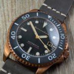 Spinnaker Swiss Made Tesei Bronze SP-5060 Test