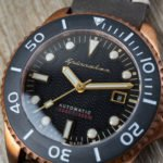 Spinnaker Tesei Bronze Swiss Made Test