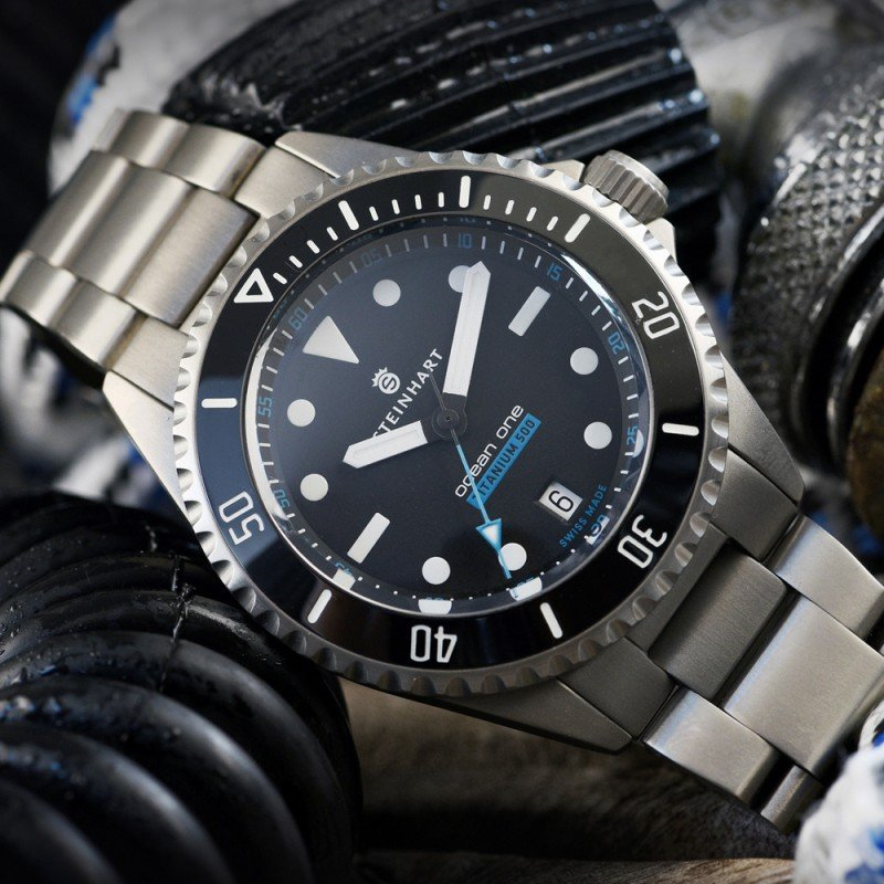 Steinhart Ocean Titan Premium 500 Taucheruhr