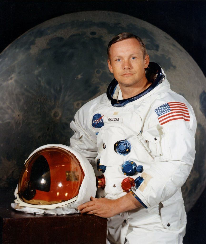 Neil Armstrong Omega