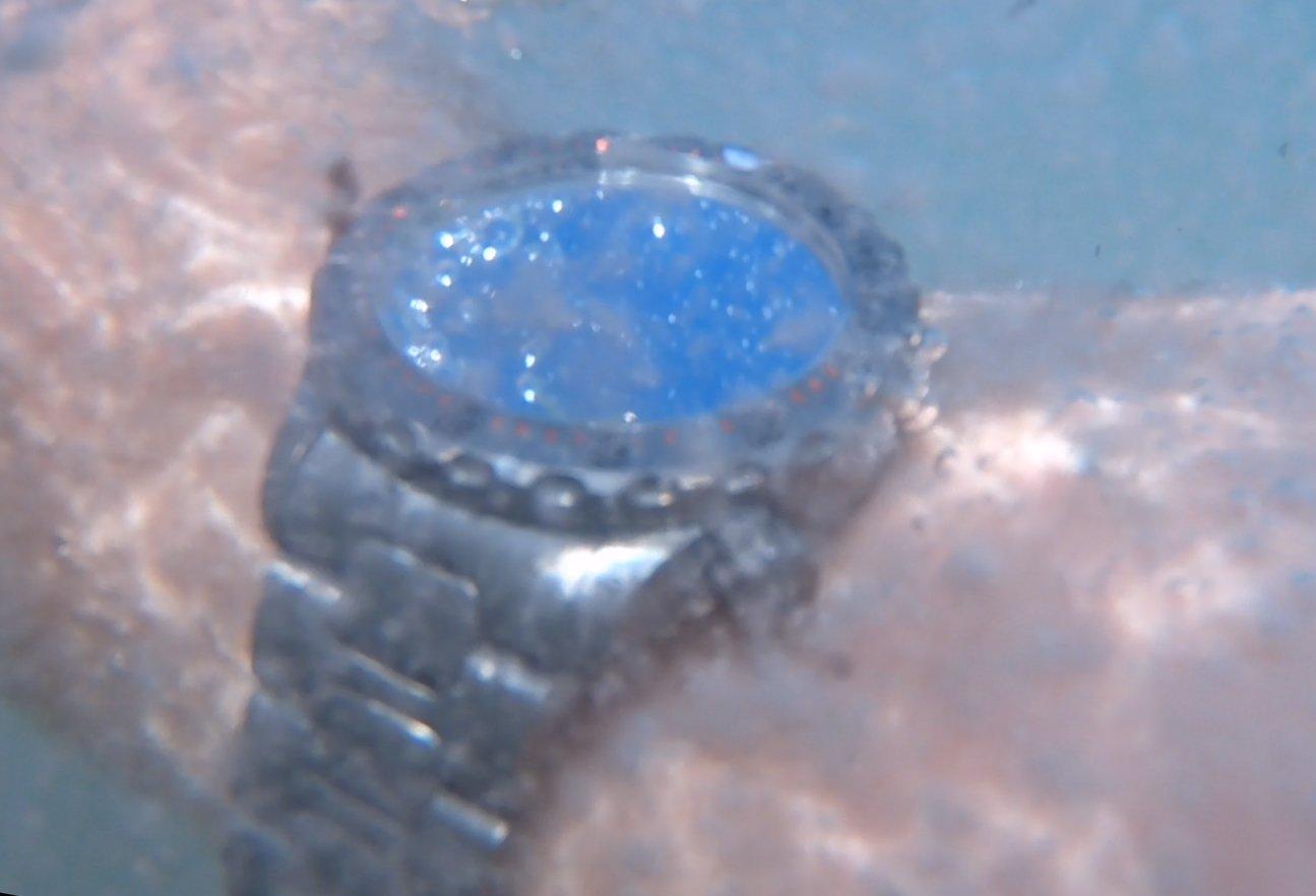 SINN u1 Unter Wasser Salz
