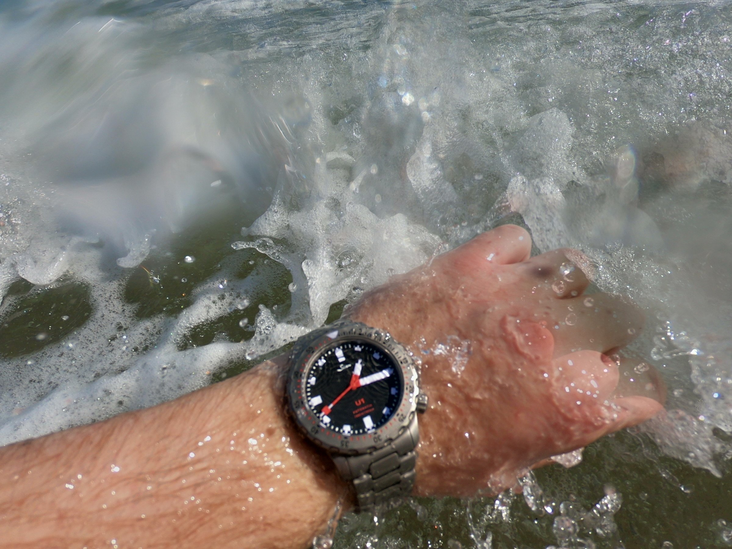 Sinn U1 Salzwasser Meer