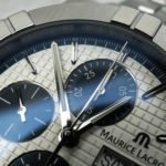 Maurice Lacroix Aikon Chrono graph Swiss Made