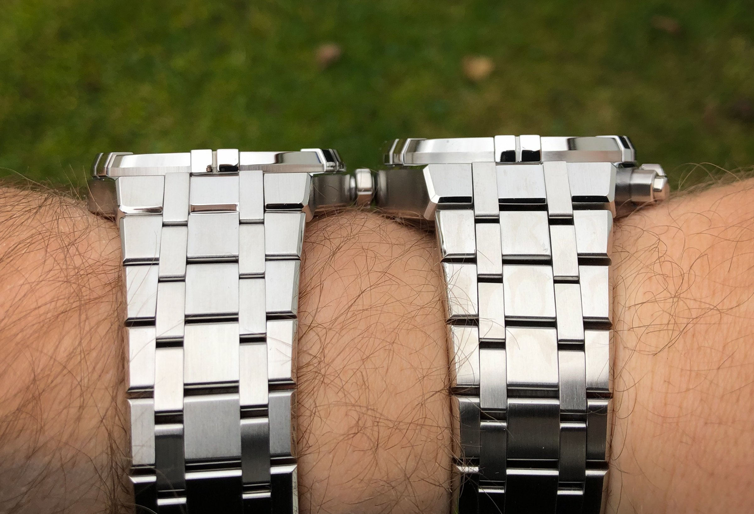 Maurice Lacroix Aikon Chronograph vs. Dreizeiger Erfahrungen