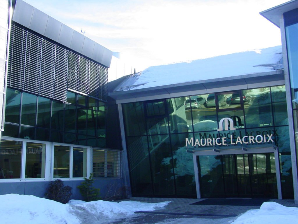 Maurice Lacroix Produktion Schweiz