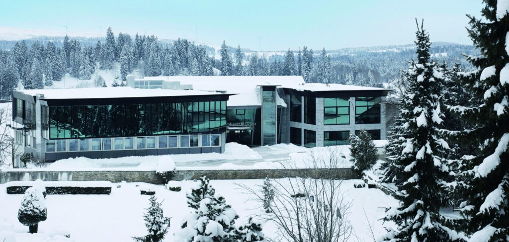 Maurice Lacroix Saignelégier Fabrik Schweiz