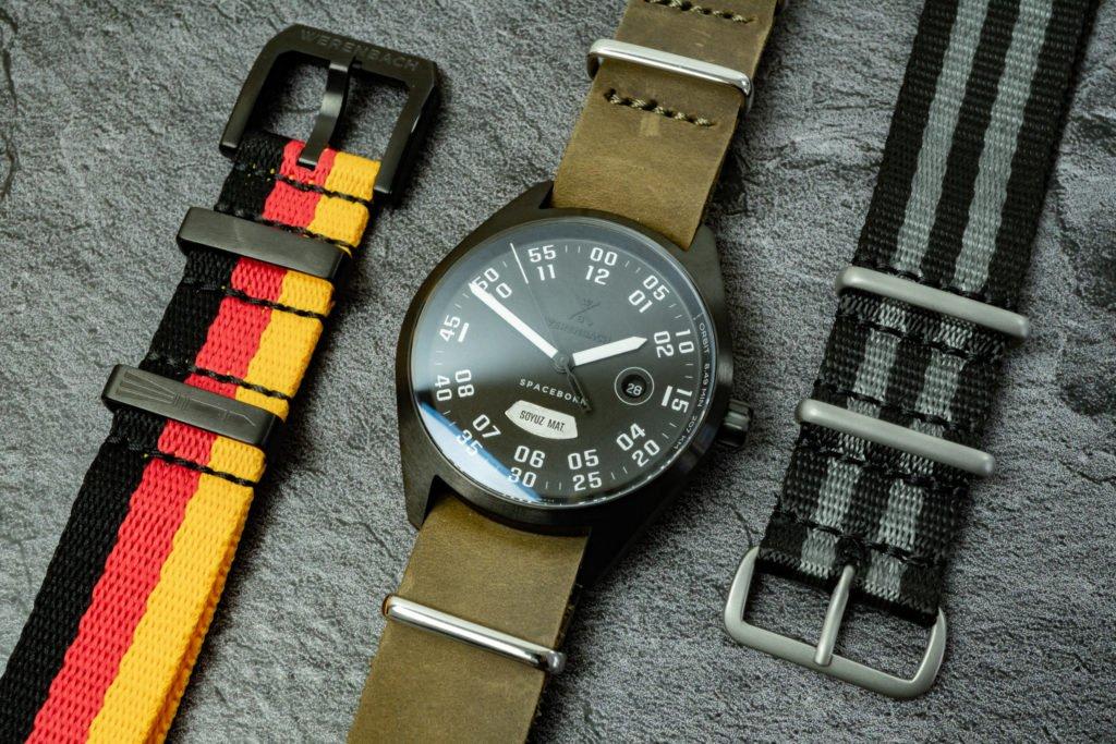 Nato Bänder Werenbach Uhr