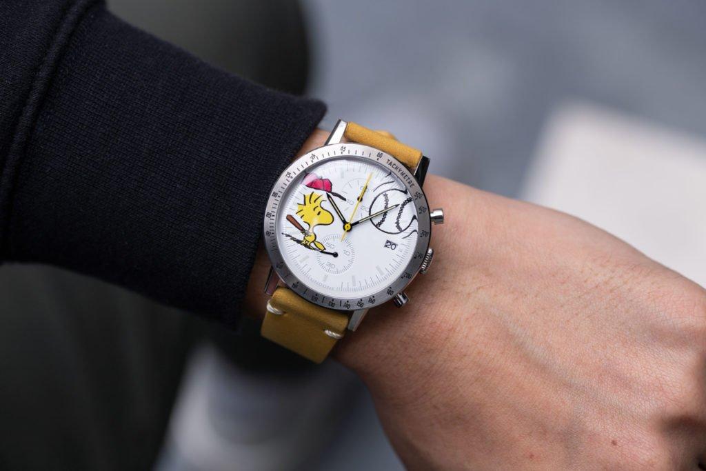 Peanuts Uhr kaufen Woodstock Snoopy