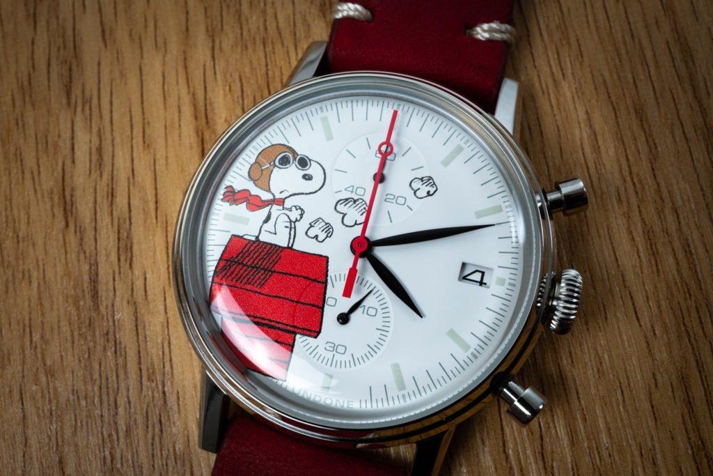 Snoopy Uhr Geschenk 2019