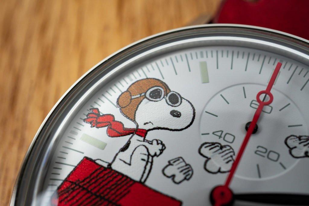 Snoopy Uhr für Damen und Herren