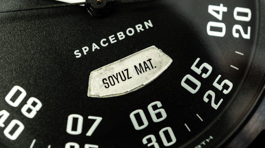 Soyuz Mat. Raketen Uhr Werenbach