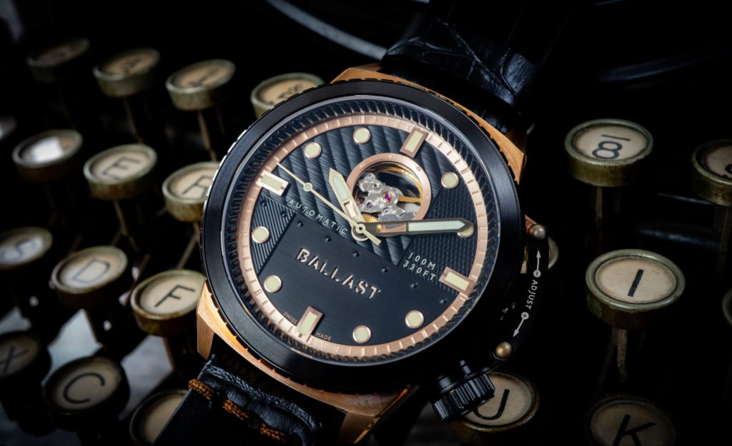 UBoat Watch Hommage Alternative Ballast 1903