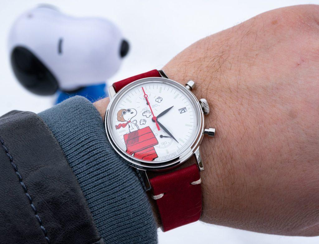 UNDONE Peanuts Snoopy Watch
