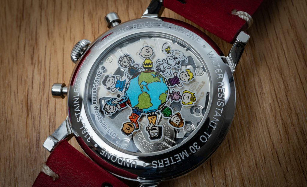 UNDONE Snoopy One World