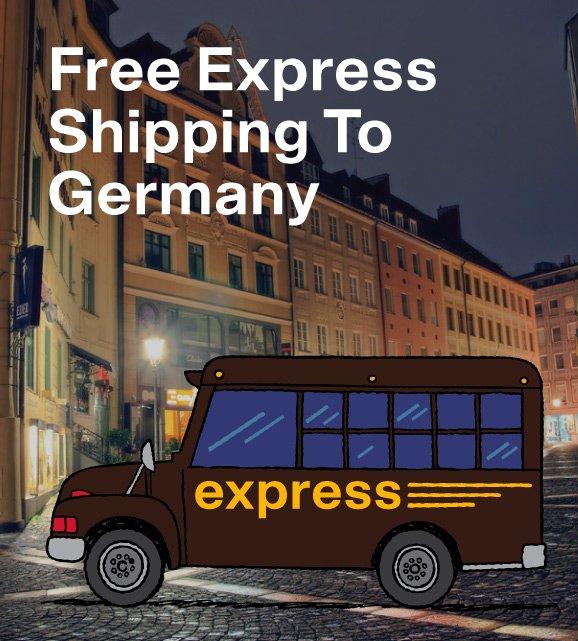 UPS Express Shipping UNDONE