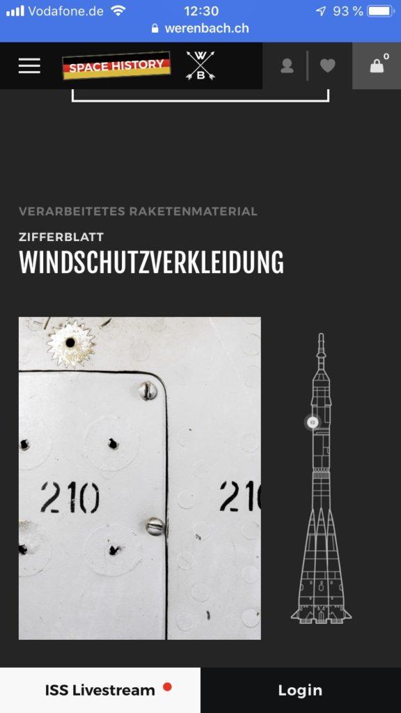 Werenbach MACH33 NFC Chip Alexander Gersts Rakete