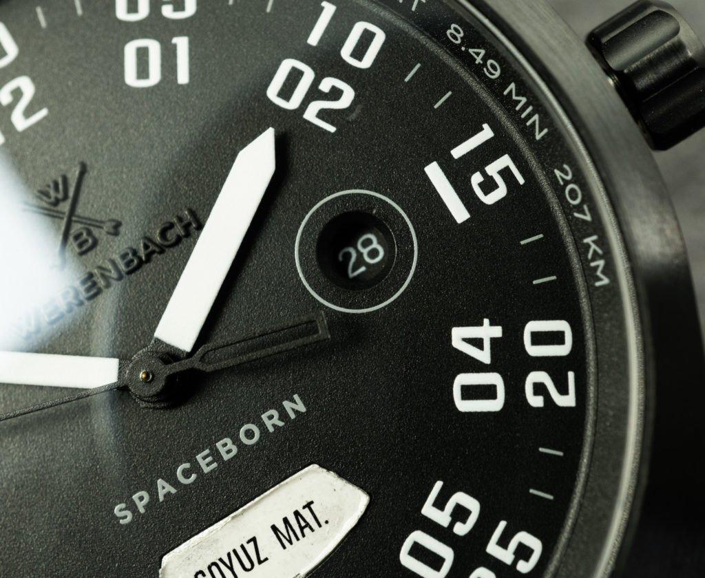 Werenbach Rakete Uhren