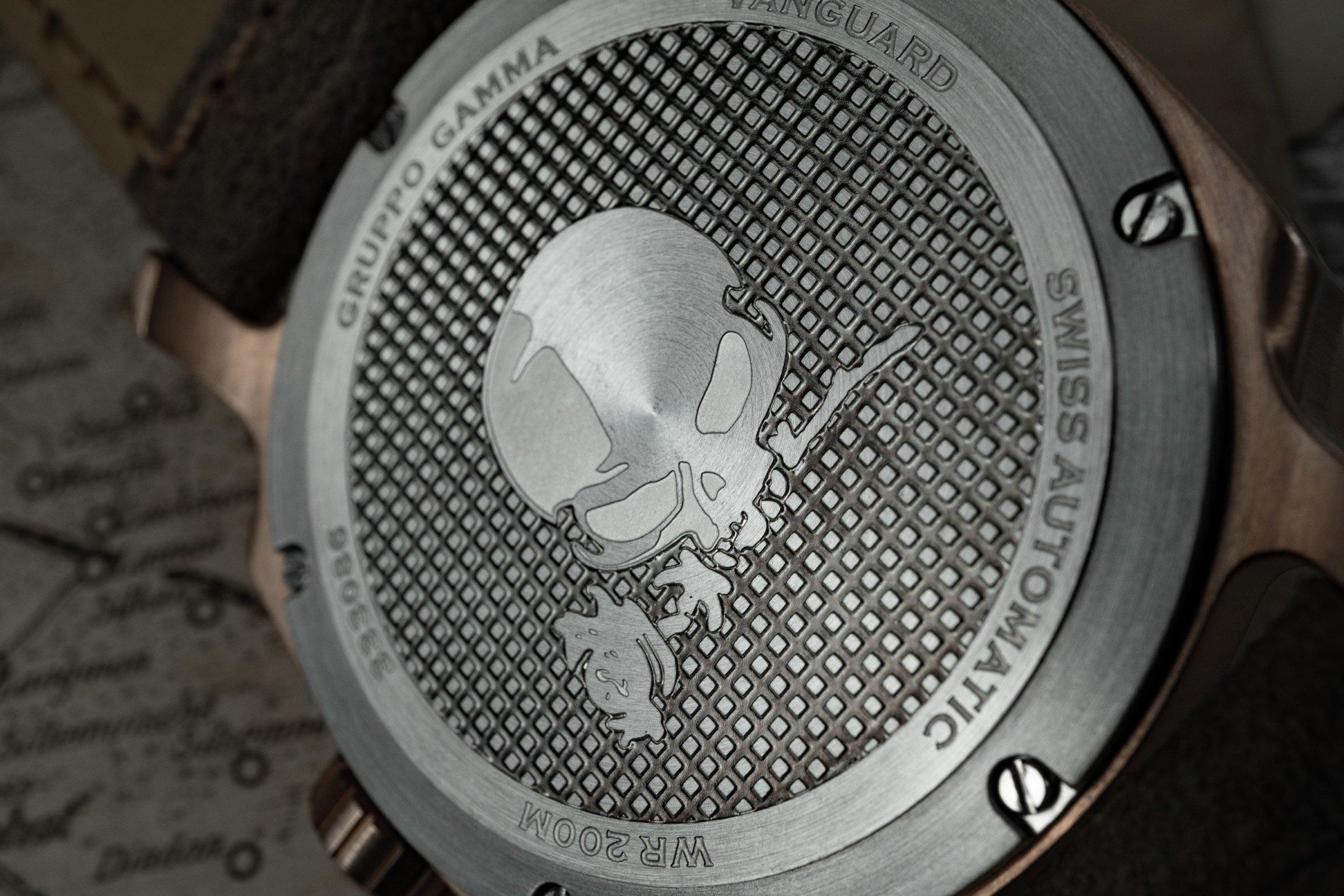 Decima Flottiglia XA MAS Gruppo Gamma Watch
