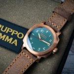 Gruppo Gamma Transportbox Uhren
