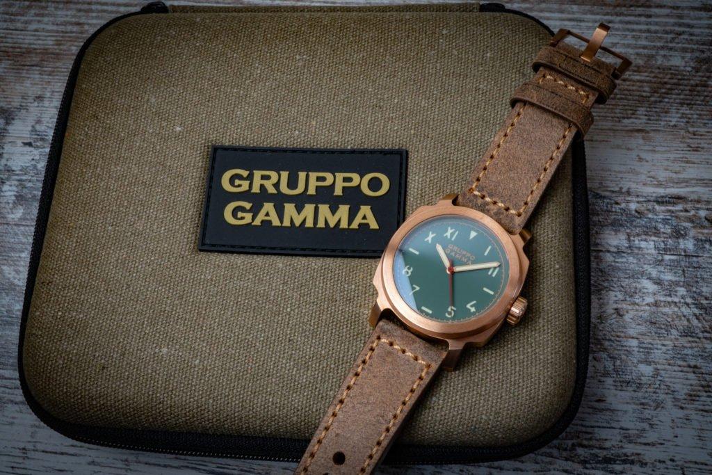 Gruppo Gamma Transportschatulle
