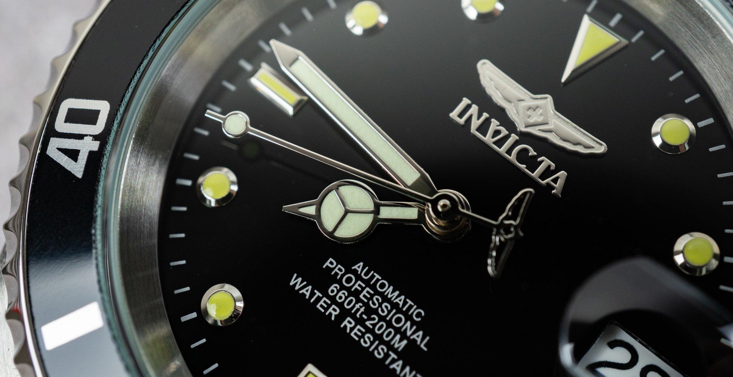 Invicta 8926OB Automatic Mercedes Zeiger