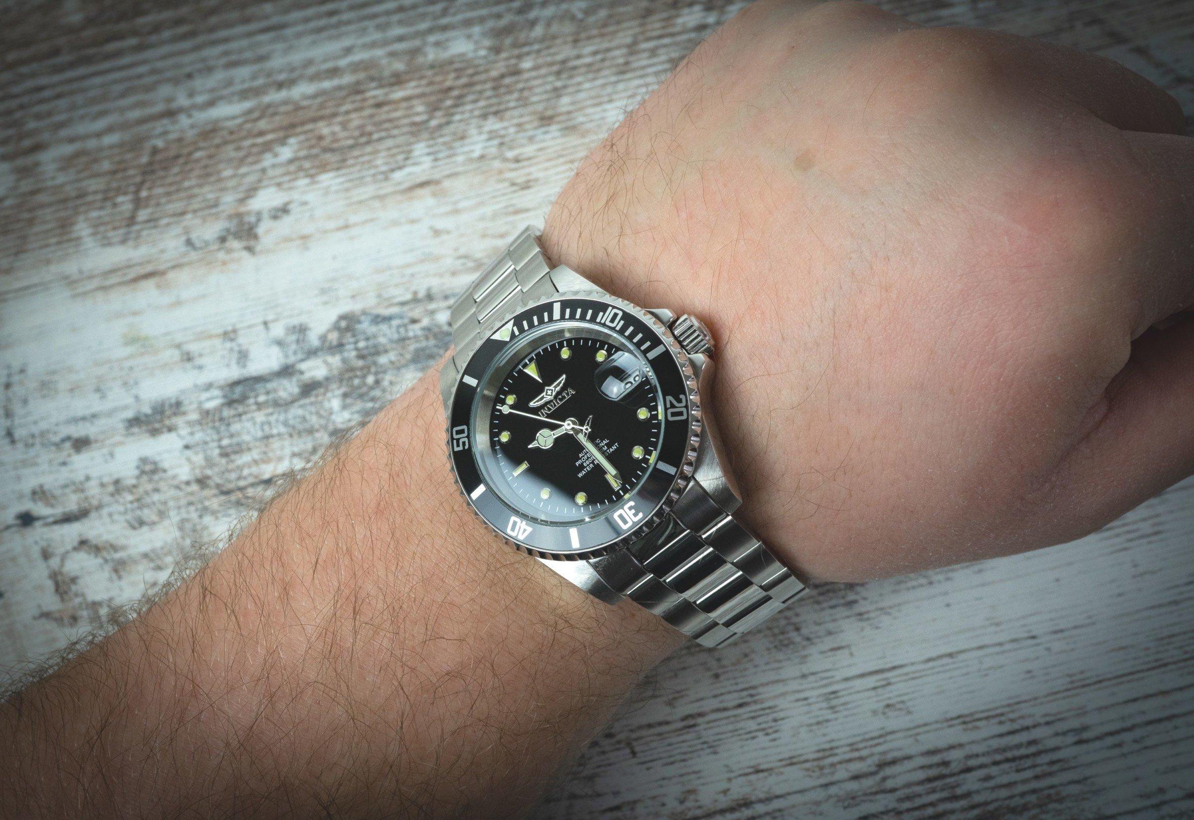Invicta 8926OB Pro Diver Automatik Test