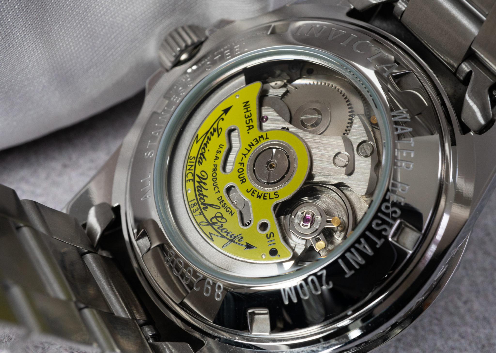 Invicta 8926OB Pro Diver Seiko NH35A