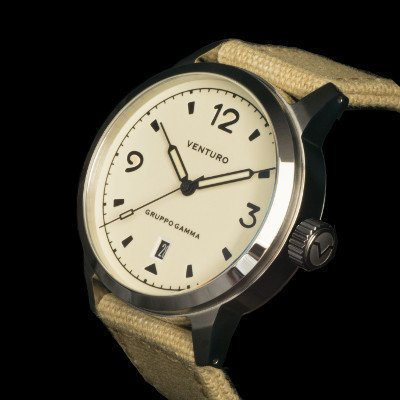 Venturo Watches Gruppo Gamma Field Watch