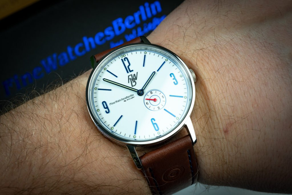 FineWatchesBerlin Test