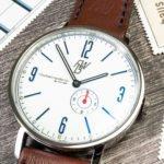 FWB Fine Watches Berlin Bauhaus Uhr TEUFELSBERG