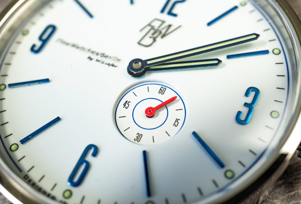 FineWatchesBerlin Teufelsberg Uhr