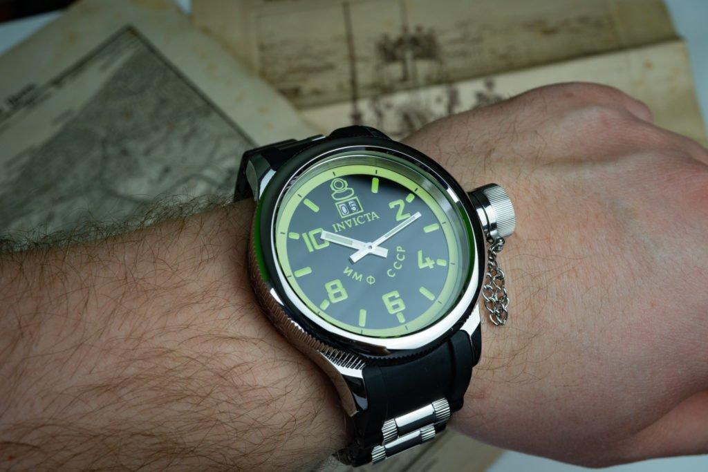 Invicta 4342 Russian Diver
