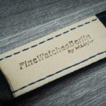 Lederband FineWatchesBerlin by Liefer