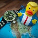 Trump USA Ware bestellen Uhr Zoll