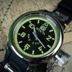 U-Boot-Stil Uhr Russland