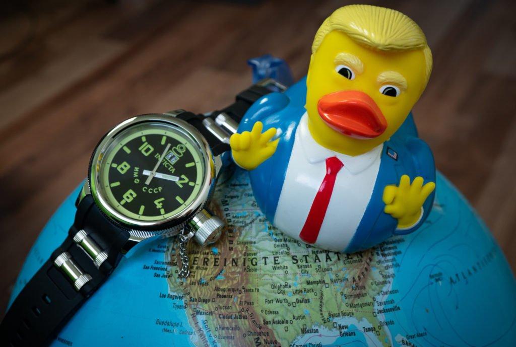 Uhr Ware bestellen USA Amazon.com Jomashop Ashford Zoll Garantie Gewährleistung