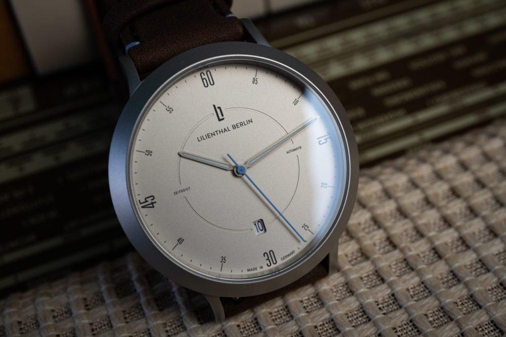 Berliner Uhrenmarke Lilienthal Test