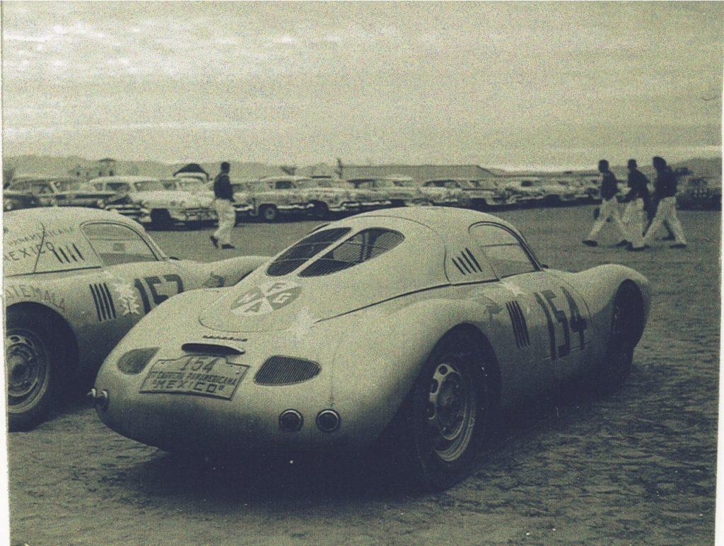 Carrera Panamericana Porsche 1953