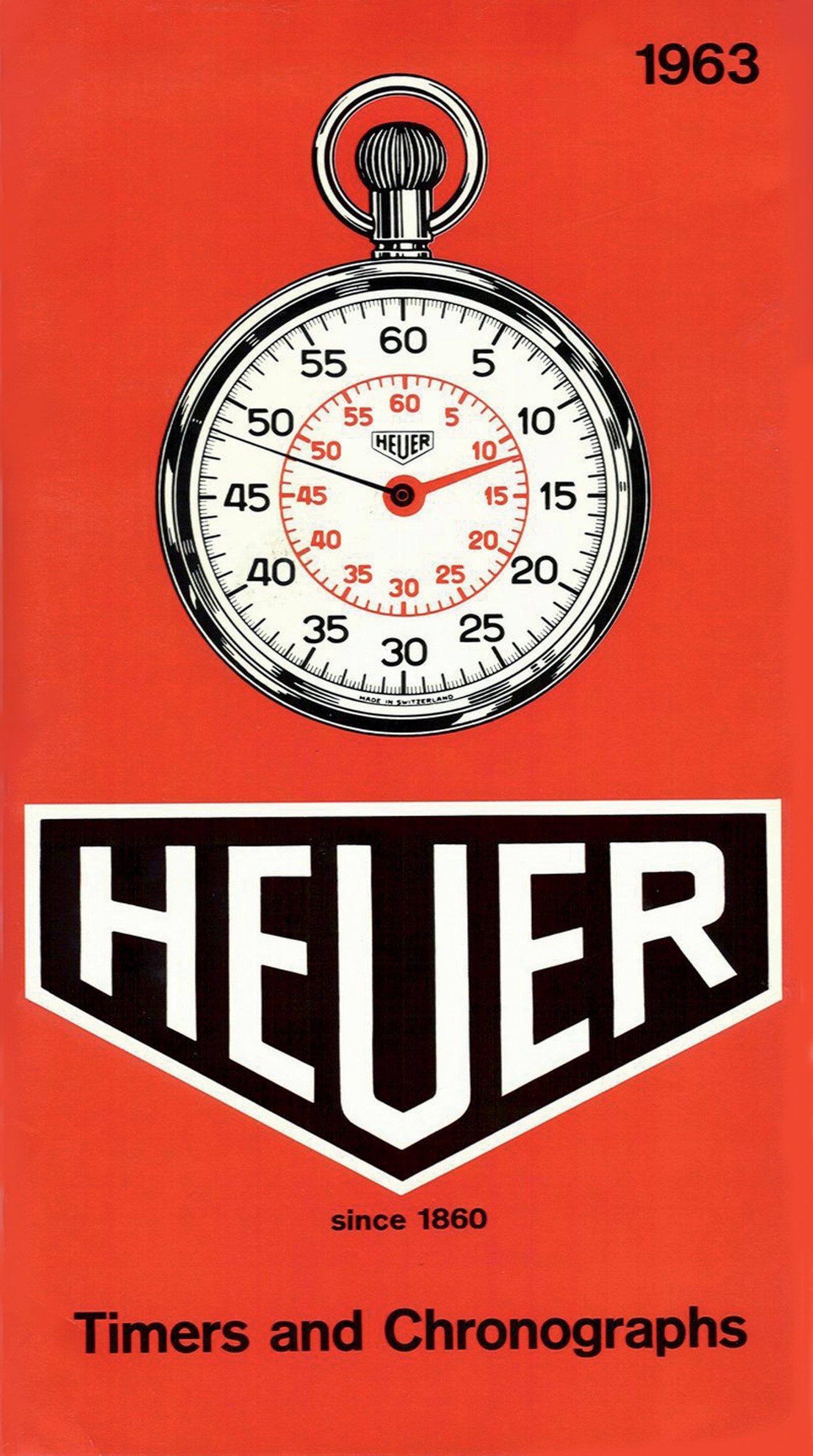 Heuer_Poster_Stoppuhr 1963