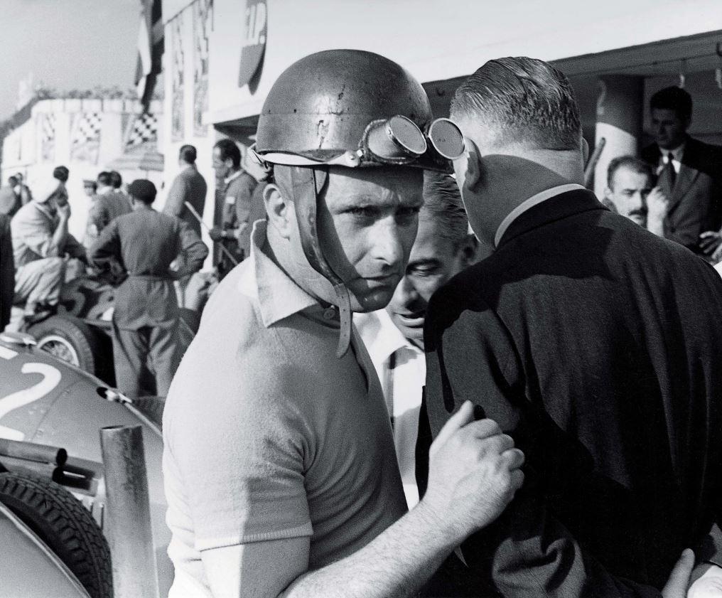 Juan Manuel Fangio Heuer
