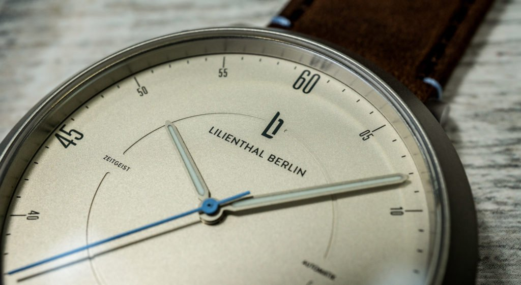 Liliental Berlin Uhr