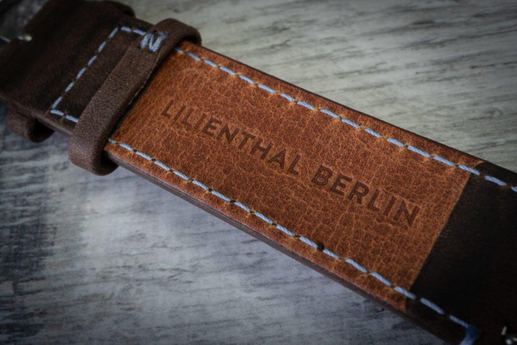 Lilienthal Berlin Leder band