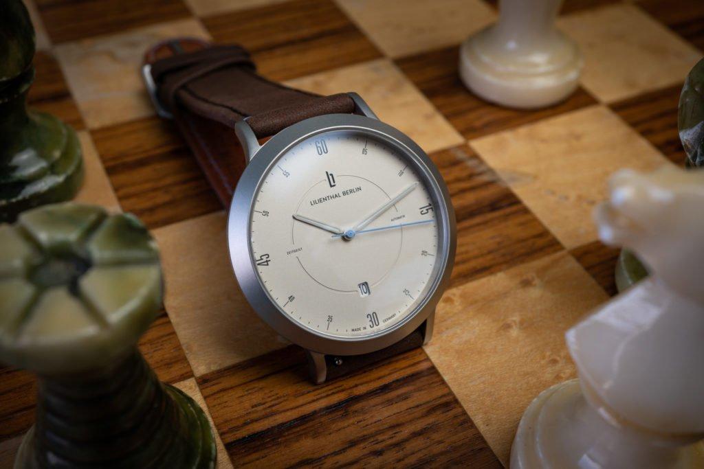 Lilienthal Berlin Uhr Test